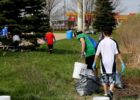 Town Cleanup 4-18-2015